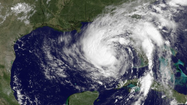 Tropical Storm Isaac bound for Louisiana