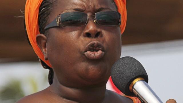 Togo opposition leader  propose sex strike in Togo