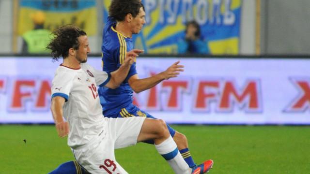 Ukraine vs Czech Republic
