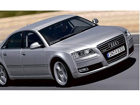Gebrauchte (10): Audi A8