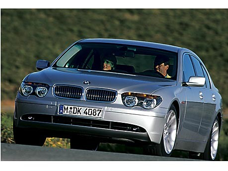 Gebrauchte (10): BMW 7er