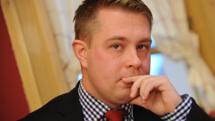 Michael Adam, SPD Landrat Regen