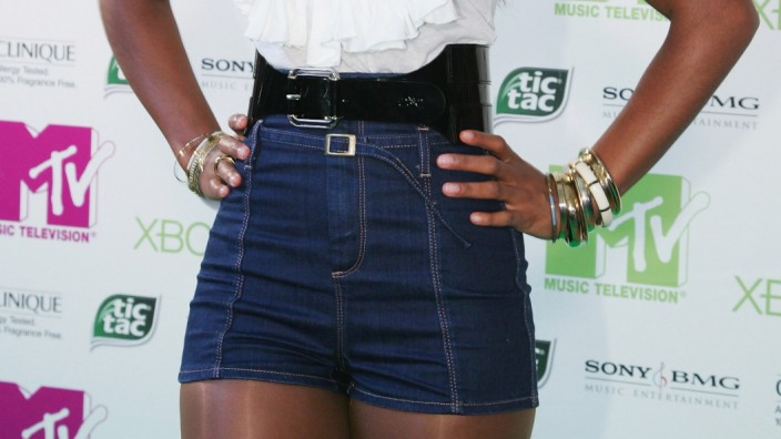 Kelly Rowland Hotpants Jeans