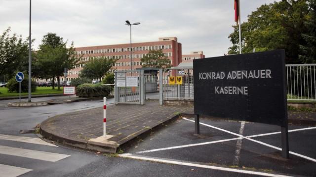 Konrad Adenauer Kaserne Köln