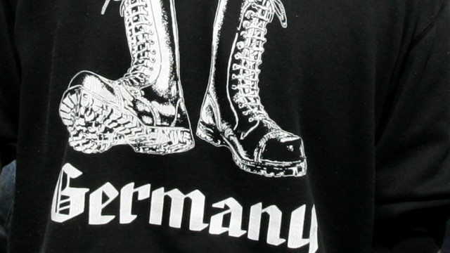 To accompany feature GERMANY-NEONAZIS/