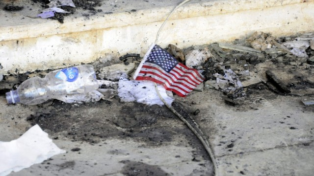 US consulate in Benghazi attacked