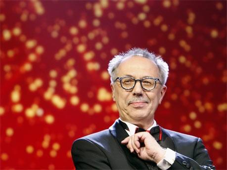 Dieter Kosslick; Berlinale; Garten; ddp