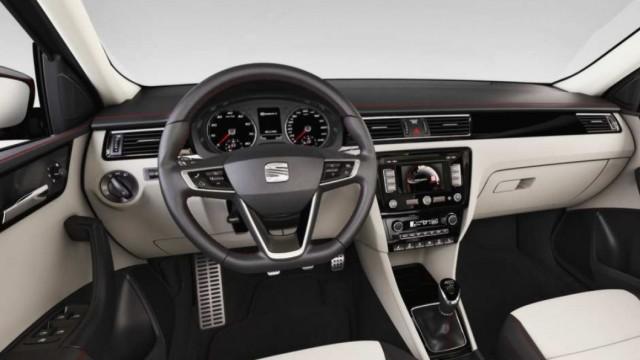 Seat Toledo, Seat, Toledo, Stufenheck, Limousine, MQB