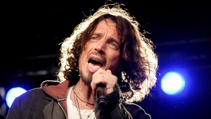 Chris Cornell live in Berlin