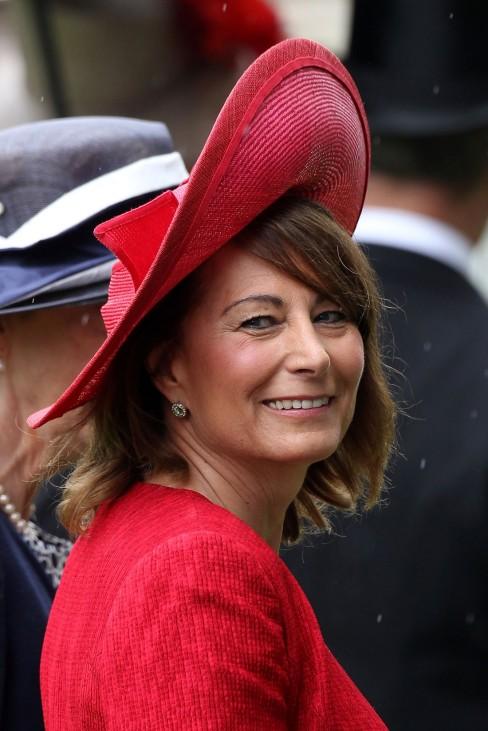 Carole Middleton Mutter von Kate