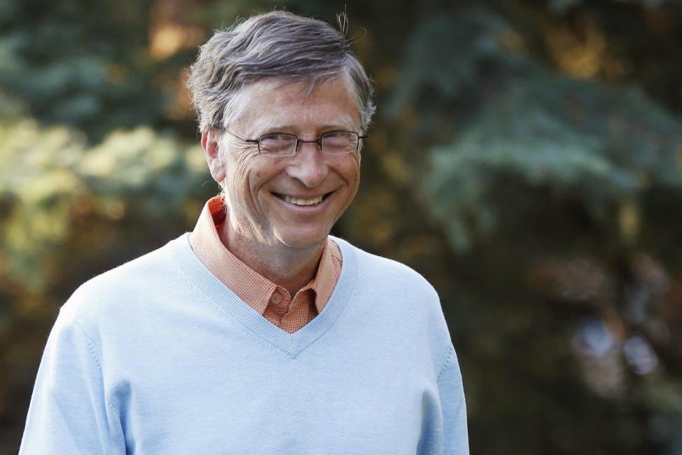 File photo of Microsoft co-founder Bill Gates attending the Allen & Co Media Conference in Sun Valley