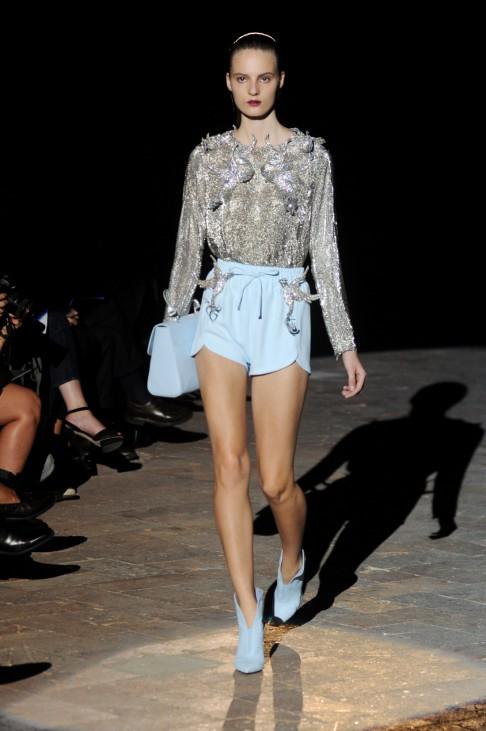 Francesco Scognamiglio - Runway - Milan Fashion Week Womenswear S/S 2013