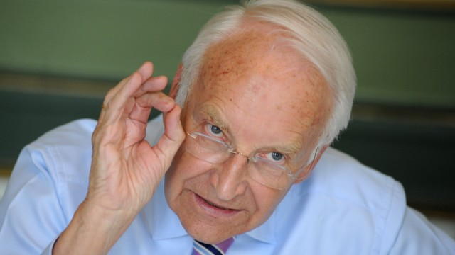 Edmund Stoiber, 2011