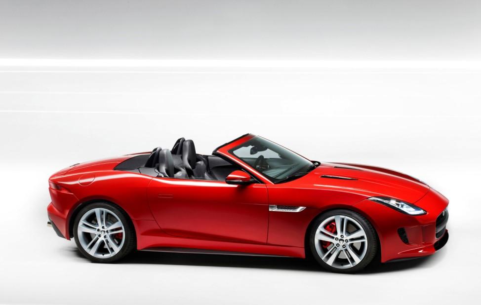 Neuer Roadster Jaguar F-Type kostet ab 73 400 Euro