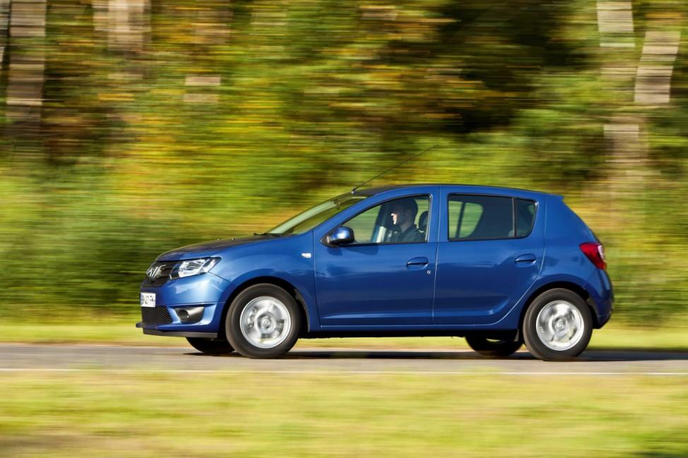 Dacia erneuert Logan und Sandero