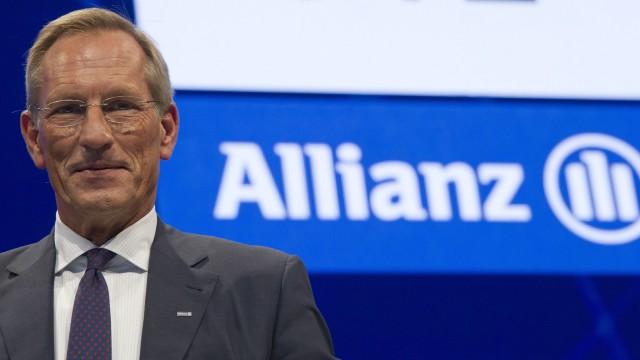 Zeitung: Allianz plant Jobrotation im Konzernvorstand