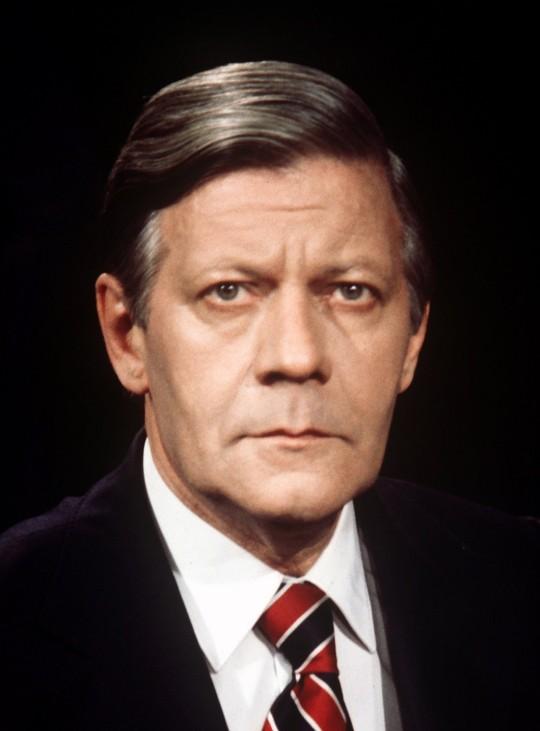 Helmut Schmidt, 1976