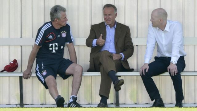 Bayern steht gegen Borissow unter besonderer Beobachtung von Sammer