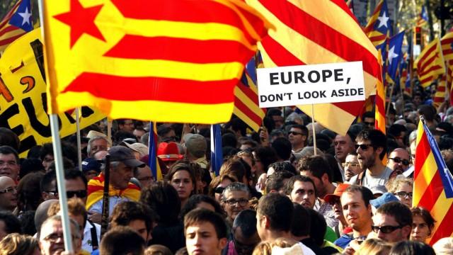 Katalonien EU Separatismus