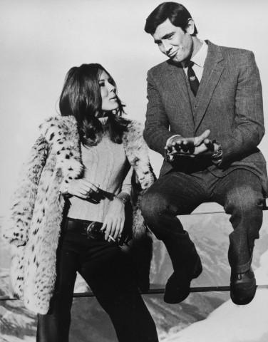 50 Jahre Bond: George Lazenby