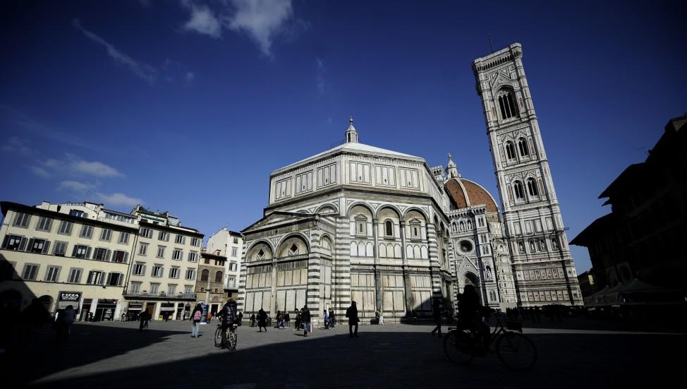 Italien Sehenswürdigkeiten Verbot Florenz Dom