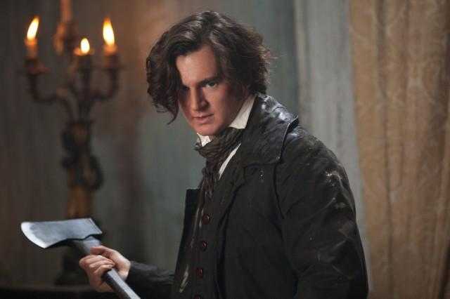 Kinostarts - 'Abraham Lincoln Vampirjäger'