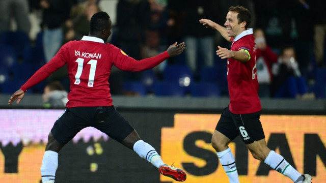 Hannover 96 - UD Levante