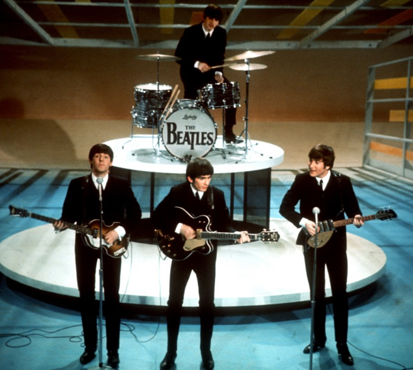 Themenpaket Rock & Pop: The Beatles - 50 Jahre 'Love Me Do'