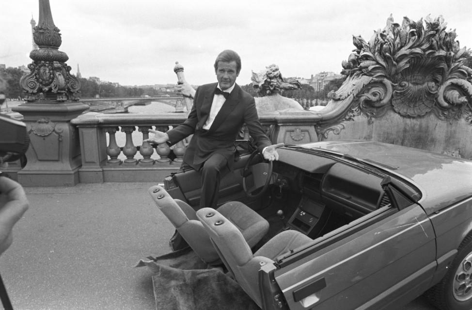 Renault 11 in James Bond: Im Angesicht des Todes
