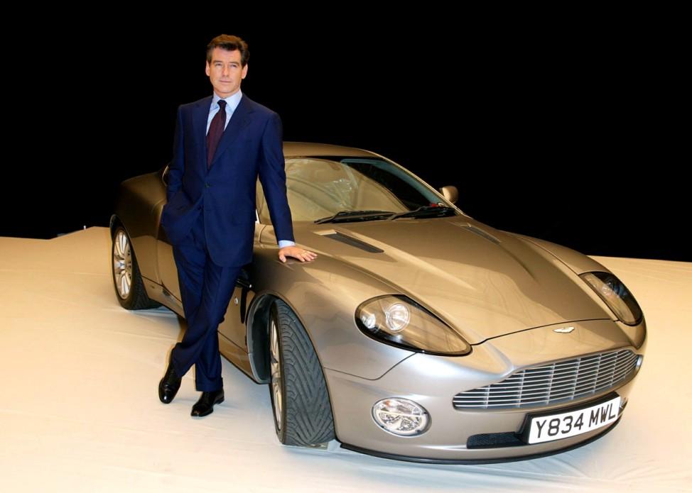 New James Bond Film Preview