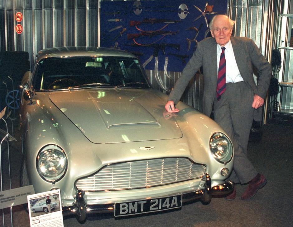 """´Geschüttelt, nicht gerührt"""": 50 Jahre Leinwand-Bond"""