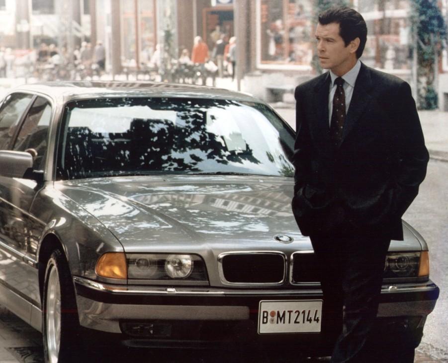 Pierce Brosnan BMW 'Der Morgen stirbt nie'