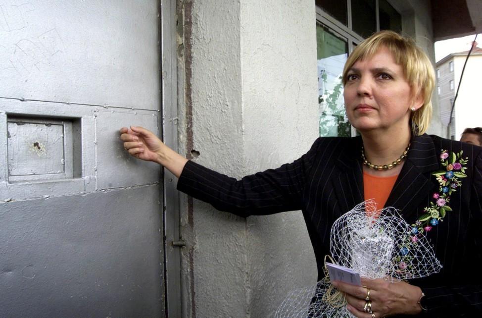 Claudia Roth besucht Gefängnis in Ankara