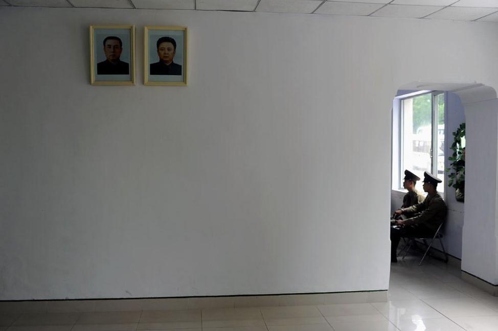 Nordkorea Reise Bilder Fotos Pjöngjang Tourist Urlaub Hauptstadt