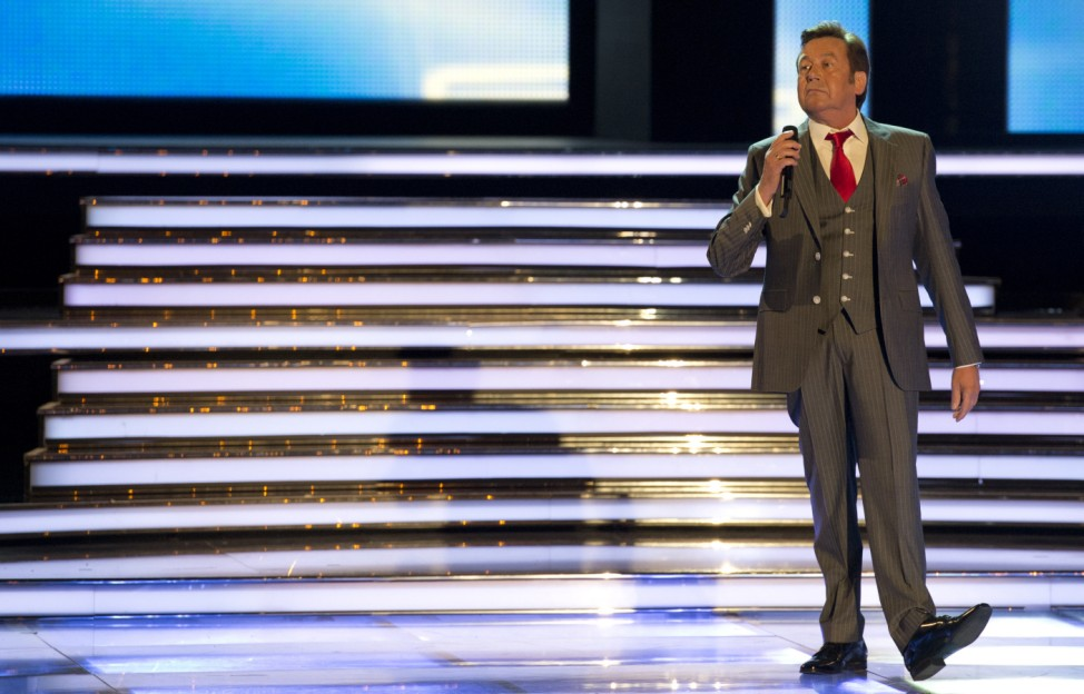 Roland Kaiser Willkommen bei Carmen Nebel ZDF
