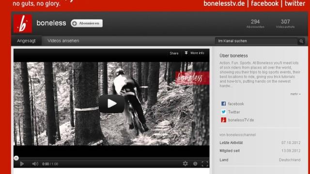 Youtube-Sender Boneless