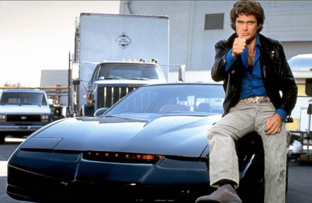 David Hasselhoff, Knight Rider, Pontiac, Google