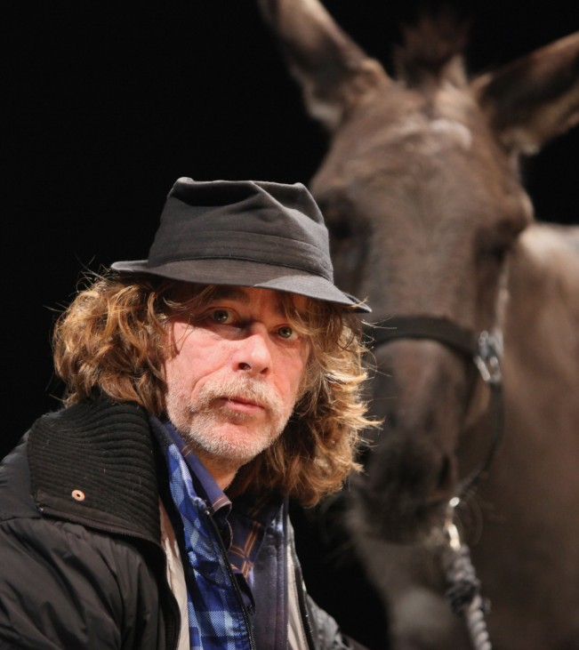 Helge Schneider Presents New Show - Press Conference