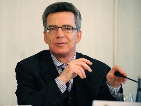 Thomas De Maiziere, AP