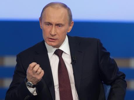 Wladimir Putin, dpa