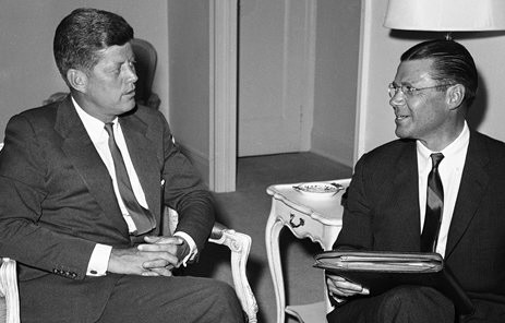 Robert McNamara, John F. Kennedy