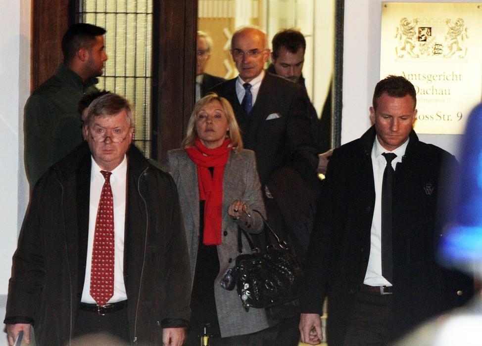 Angeklagter erschießt Staatsanwalt im Amtsgericht Dachau, 2012