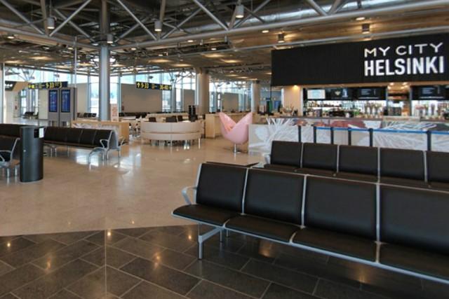 Übernachten im Terminal Flughafen Rangliste Helsinki Airport