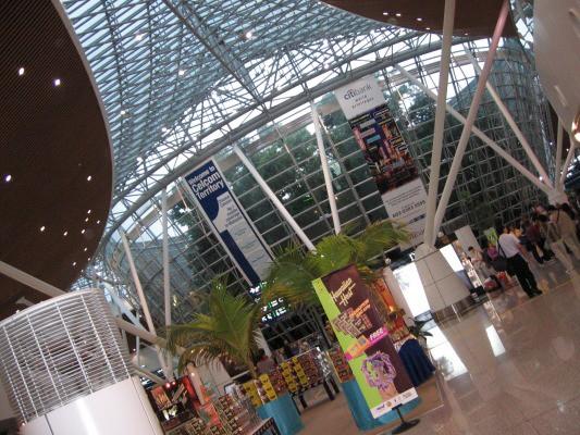Übernachten im Terminal Flughafen Rangliste Kuala Lumpur Airport