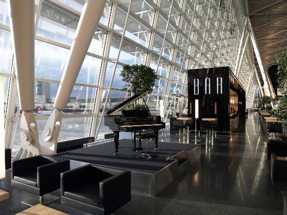 Übernachten im Terminal Flughafen Rangliste Zürich Airport