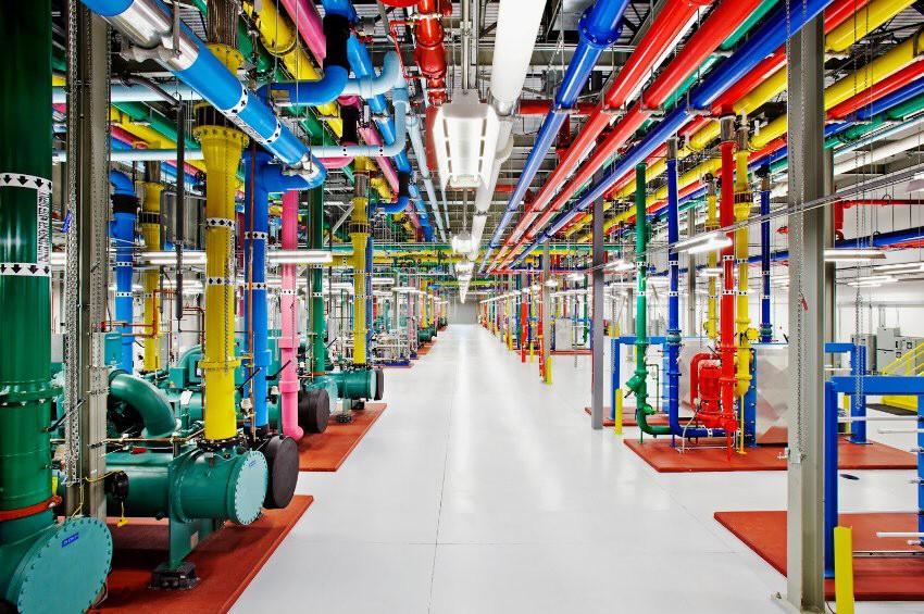 Google-Rechenzentren