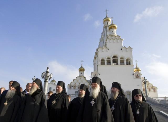 Mitten in ... Imeretien Orthodox Kirche