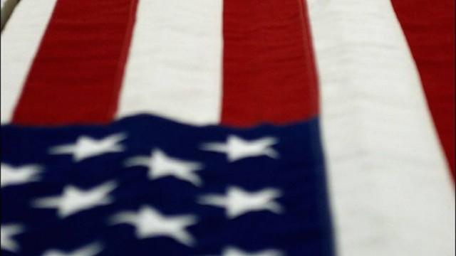 Ueberfuehrung gefallener US-Soldaten
