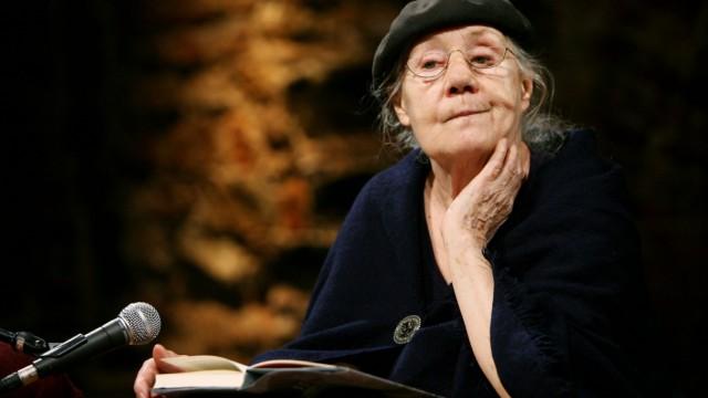 Schauspielerin Kaethe Reichel gestorben