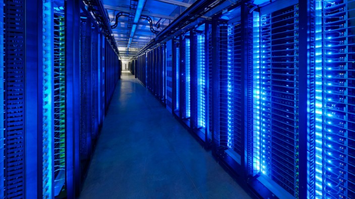 Prineville Data Center von Facebook
